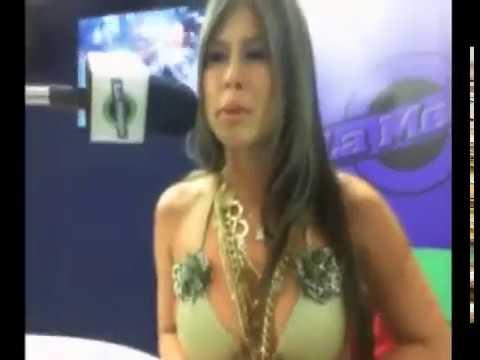 Johanna Maldonado En El Cartel De La Mega (17/03/2014 ...  Johanna Maldona...
