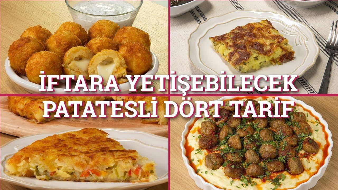 İftara Yetişebilecek Patatesli Dört Tarif | Yemek.com