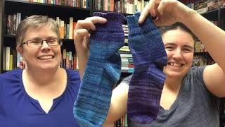 Ep 28  Faking Sanity Knitting Podcast: It's the First Annual...!