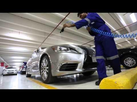 CleanCar Mobile carwash , Riyadh شرح مُبسّط عن طريقة عمل