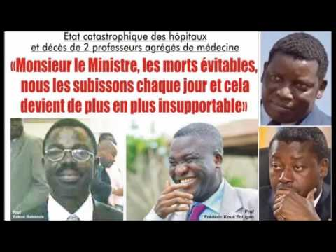 Togo: La vie de ceux qui sauvent des vies n'a aucune valeur pour le régime des Gnassingbé