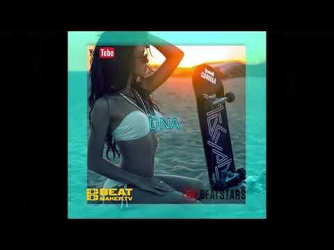 "Guitar Trap Beat ""DNA""   Rap Trap Instrumental 2021   prod. Mokamboss x Zeebra Beats"