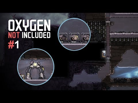 Vogel Plays Oxygen Not Included #1