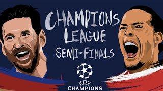 Barcelona vs Liverpool, Champions League Semi-Final, 2019 - KEY BATTLES