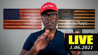 🔴 ABL LIVE: DC Post Trump Rally Chaos, Georgia Senate Runoff Election Results, and much more!
