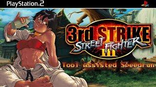 [TAS] Street Fighter 3rd Strike - Makoto (Playstation 2)