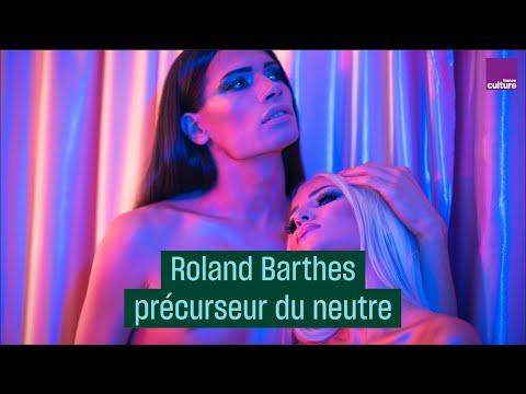 Roland Barthes, Précurseur LGBTQI+ - #CulturePrime