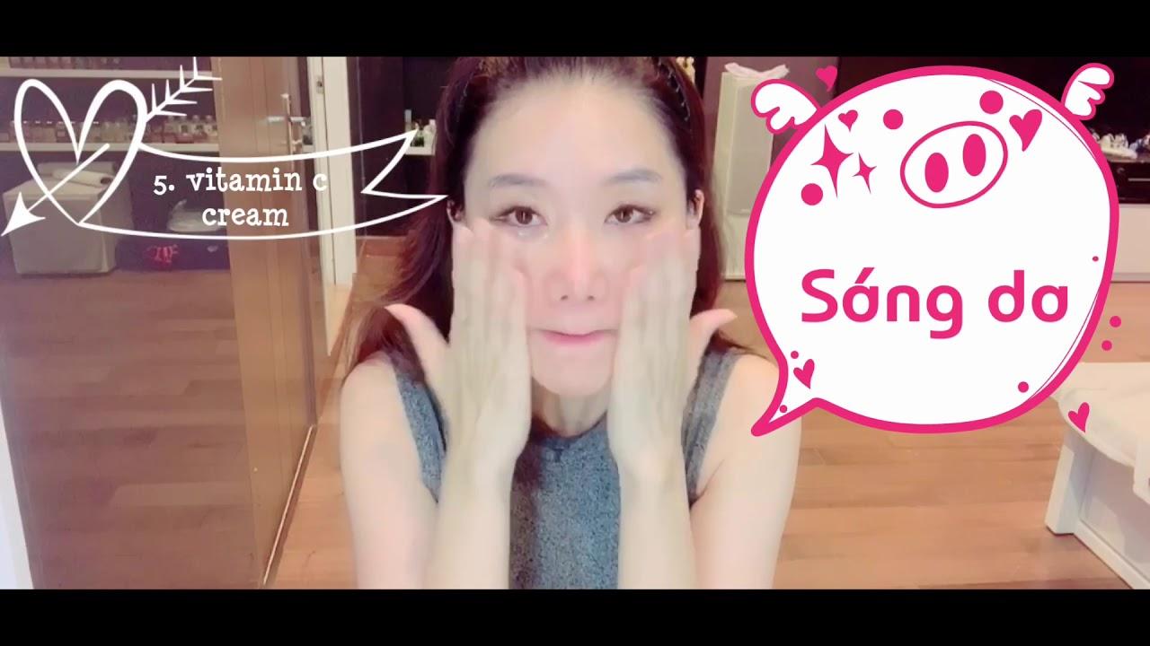 HARI WON – Siêu làm đẹp [하리원의 뷰티시크릿] Cách dưỡng da của Hari Won và phụ nữ Hàn Quốc. 하리원의 스킨케어 공개!!!