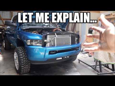 IT'S ALL OVER FOR THE TWIN TURBO CUMMINS!!!