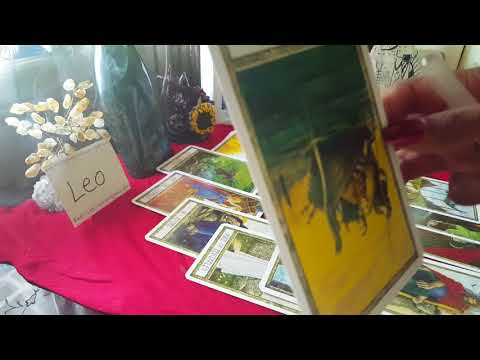 Leo June 2018 Tarot Reading - IT'S YOUR LIFE...NOT THEIRS!