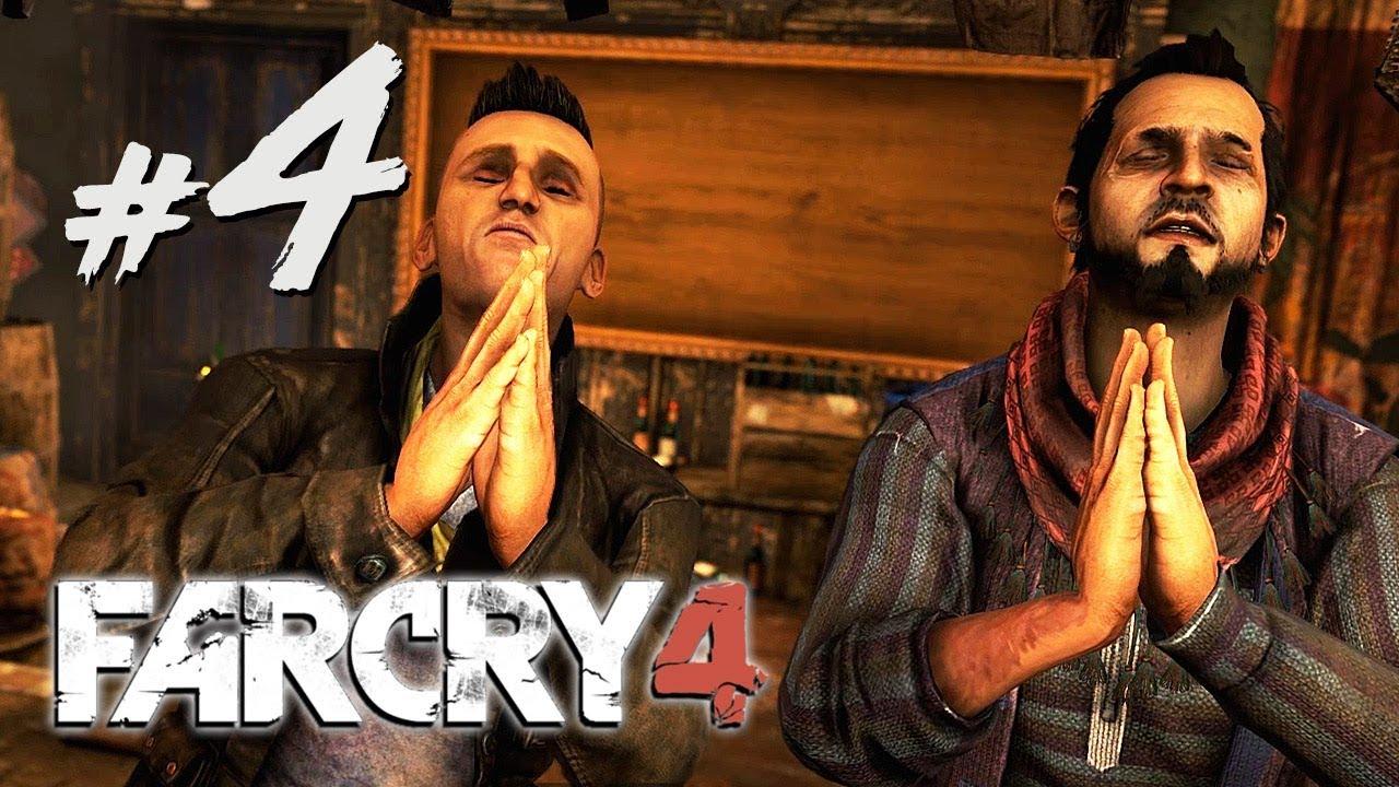 #4 奇幻競技場 Far Cry 4 (極地戰嚎4) 中文字幕 - YouTube