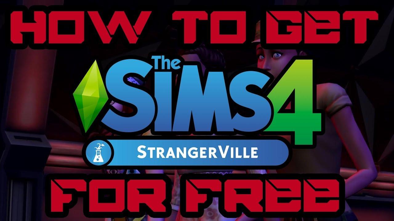 free the sims 4 mac