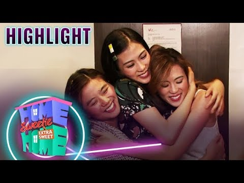 Julie and Mikee reconcile | HSH Extra Sweet