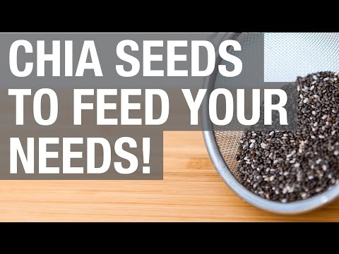 Chia Seeds to Feed your Needs!