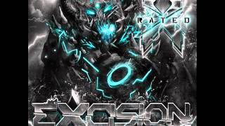 Excision - Execute (X-Rated album)