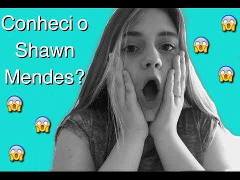 Conheci o Shawn Mendes?