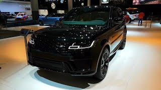 NEW RANGE ROVER SPORT LIMITED EDITION 2020