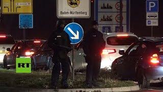 Alemania incrementa los controles fronterizos tras el tiroteo en Estrasburgo