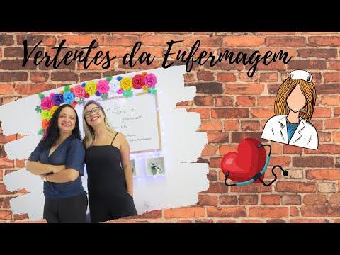 CONHEÇA ALGUMAS VERTENTES DA ENFERMAGEM !