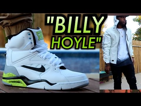 """Billy Hoyle"" Air Command Force W/ On-Feet Review"