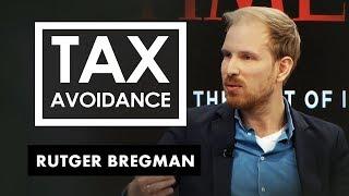 Rutger Bregman | Tax Avoidance (Davos)