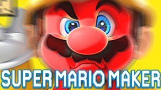 INSANE CHALLENGE LEVEL  | Super Mario Maker Gameplay & Funny Moments