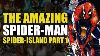 The Avengers & X-Men Get Spider-Man's Powers (Spider-Island Part 1: Spiders, Spiders Everywhere)