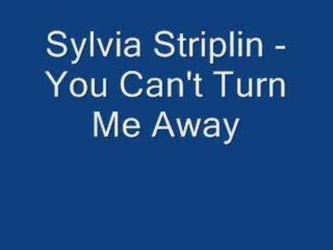 Sylvia Striplin  You Cant Turn Me Away