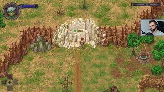 Graveyard Keeper #12 - Kopalnia marmuru