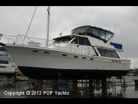 UNAVAILABLE Used 1986 Bayliner 4550 Pilothouse