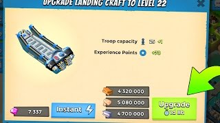 You Should NEVER Do This in Boom Beach! Landing Craft FAIL plus RZCM Gameplay