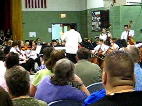 Southside Middle School Step-Up Concert - Part 1