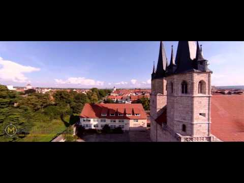 Churches of Muehlhausen Thueringen - Germany #2