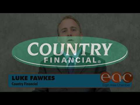 EAC Elevator Pitch: Luke Fawkes - Country Financial