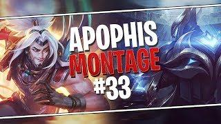 TEK ATAN ZED VE EFSANEVİ MONTAGE #33 !!! | Apophis