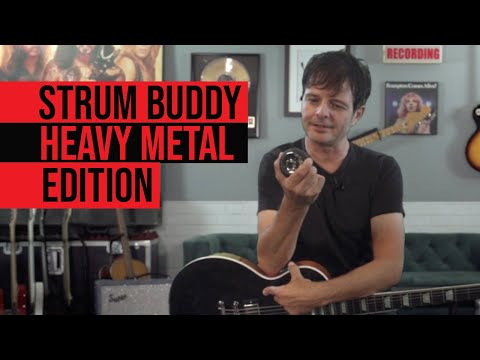 One of the best tiny metal amps: Strum Buddy Heavy Metal Edition