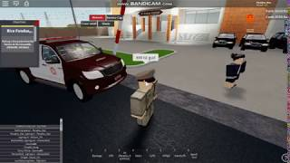 Roblox Normal day in Pattani (being a Constable Royal Thai Police, Patrolling and more)
