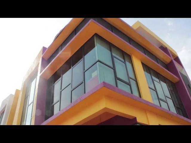 Nimblebee Islamic Entrepreneurial Preschool promo video