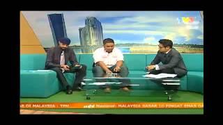 MMU Sector Focused Career Fair 2012 on TV3