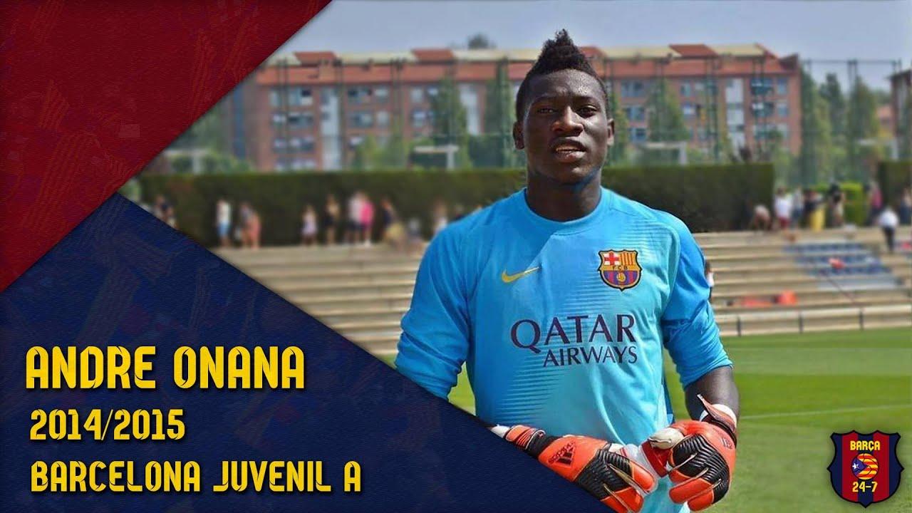 Image result for Onana Barcelona
