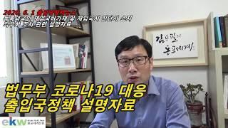 [출입국정책] 장기체류 등록외국인 출국시 재입국허가 신…