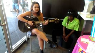 Yogurtland Staff Talent Quest - Teasha Jackson - Glendale