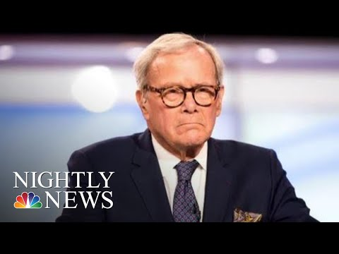 Tom Brokaw Apologizes For Widely Criticized Comments Made About Latinos On MTP | NBC Nightly News