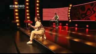 Zulu Comedy Galla Nikolaj Lie Kaas og  Martin Brygmann gir den gas