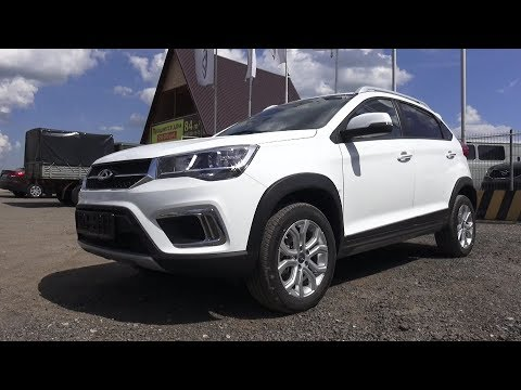 2017 Chery Tiggo 2. Start Up, Engine, and In Depth Tour.