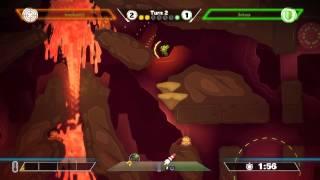 PixelJunk Shooter Ultimate Online Gameplay