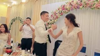 Калмыкая Свадьба! Отжиг тамады! Виталий Манджиев! Ведущий Элисты