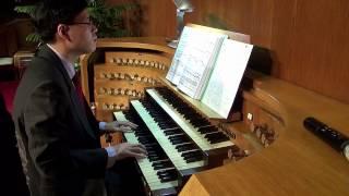 Bach Toccata & Fugue in D minor BWV 565 Organ by John Hong