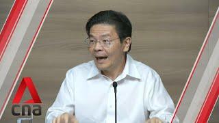 Wuhan virus: Please use face masks responsibly, urges Lawrence Wong