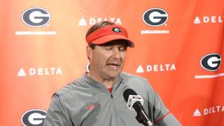 Kirby Smart Clarifies The Status Of Shakenneth Williams And Riley Ridley